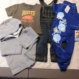 Bundle-Roots, Gap, Osh kosh